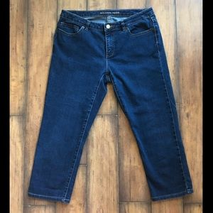 Michael Kors Crop Stretch Jeans!